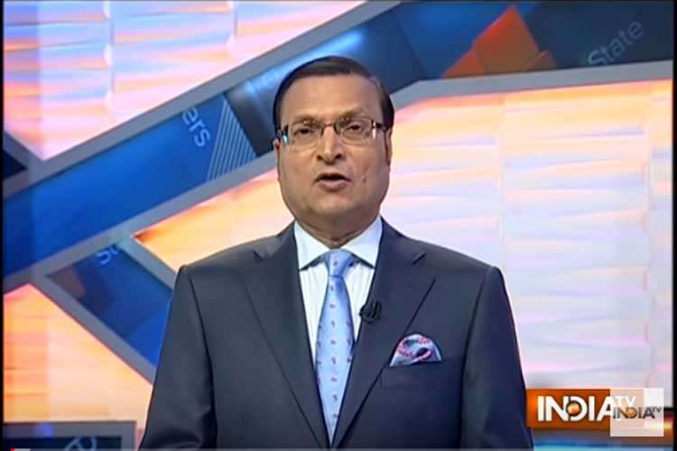 Rajat Sharma Blog: Barbaric acts on border and talks cannot go together - India TV Hindi
