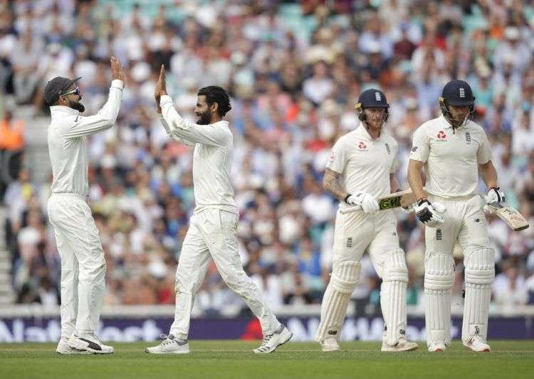 लाइव क्रिकेट स्कोर, भारत बनाम इंग्लैंड, लाइव क्रिकेट मैच स्ट्रीमिंग, फाइनल टेस्ट मैच, चौथा दिन- India TV Hindi