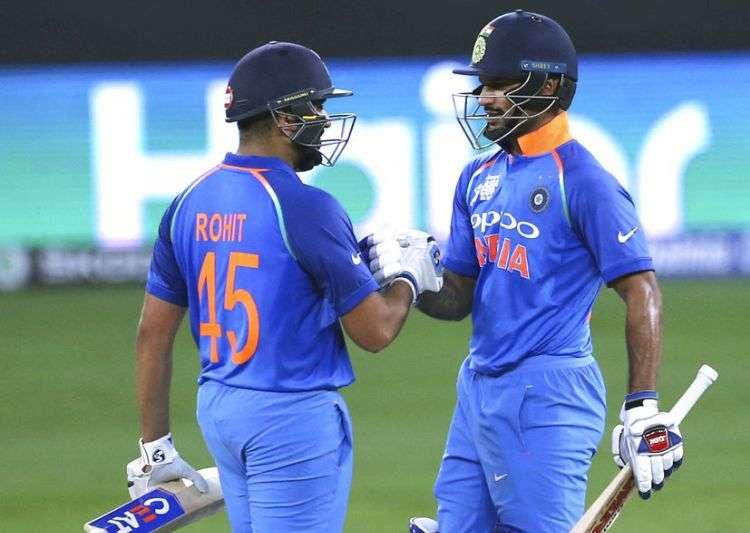 विराट हों या नहीं, मैं और रोहित नहीं बदलते अपने खेलने की स्टाइलः धवन- India TV Hindi