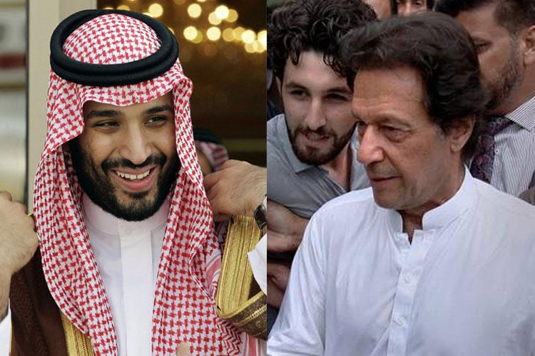 Saudi Arabia to finance three CPEC projects in Pakistan   AP- India TV Hindi