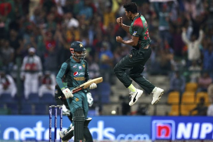 Bangladesh beat Pakistan- India TV Hindi