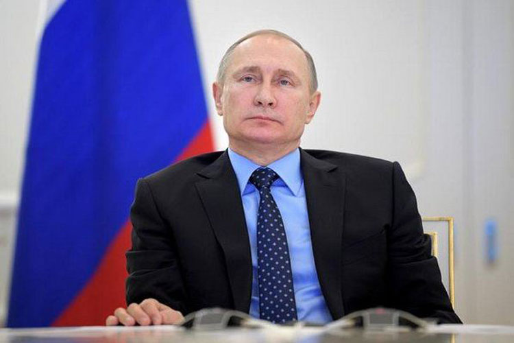 Russian President Putin will pay an official visit to New Delhi next week - India TV Hindi