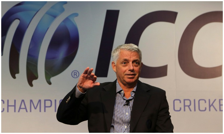 Chairman Dave Richardson rules out ICC interference in IPL- India TV Hindi