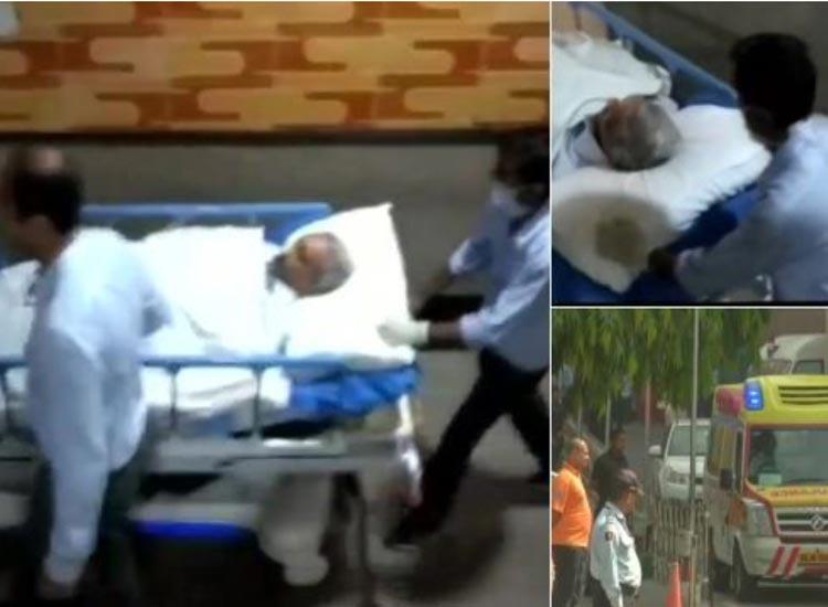 Goa's ailing CM Manohar Parrikar discharged from AIIMS- India TV Hindi