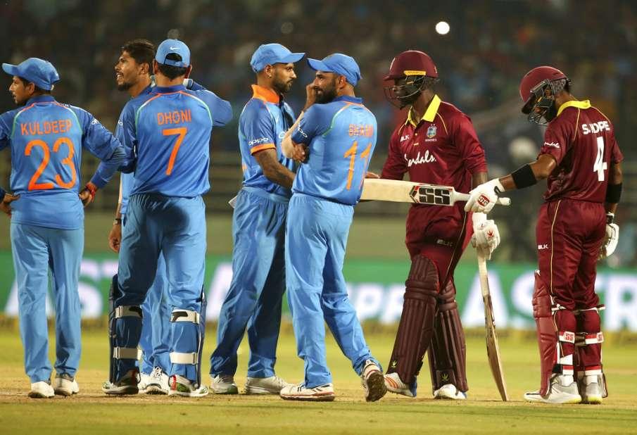 भारत बनाम वेस्टइंडीज- India TV Hindi