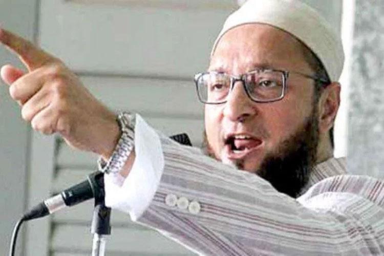 Asaduddin Owaisi challenges government for ordinance on Ram Mandir- India TV Hindi