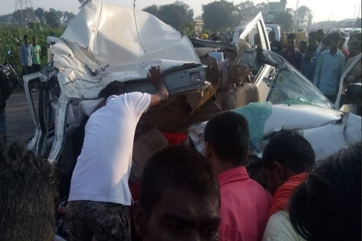 Road Accident- India TV Hindi
