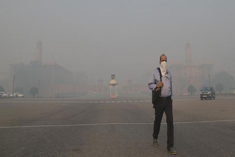Know how to save yourself from pollution - India TV Hindi