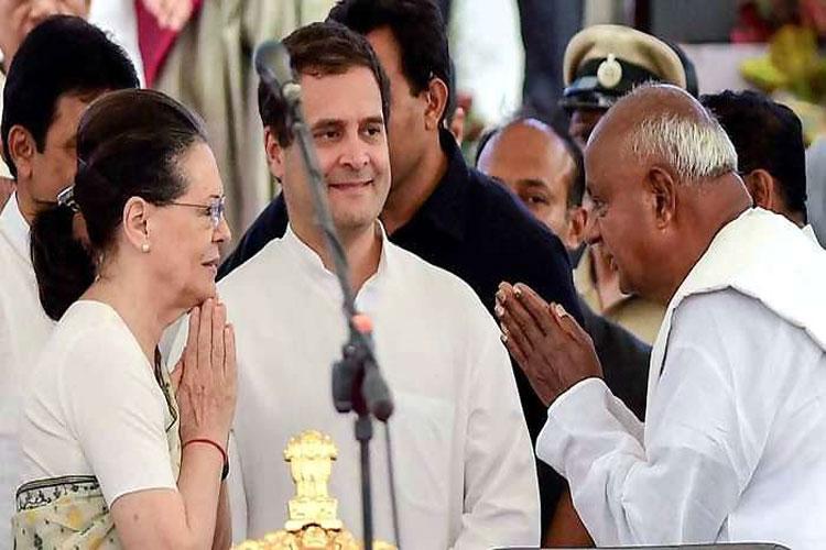 H D Deve Gowda backs Rahul Gandhi for Prime Minister- India TV Hindi