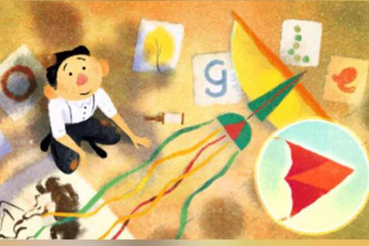 Tyrus Wong, google doodle,- India TV Hindi