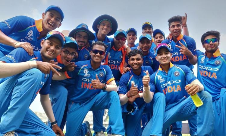 भारतीय अंडर-19 टीम- India TV Hindi