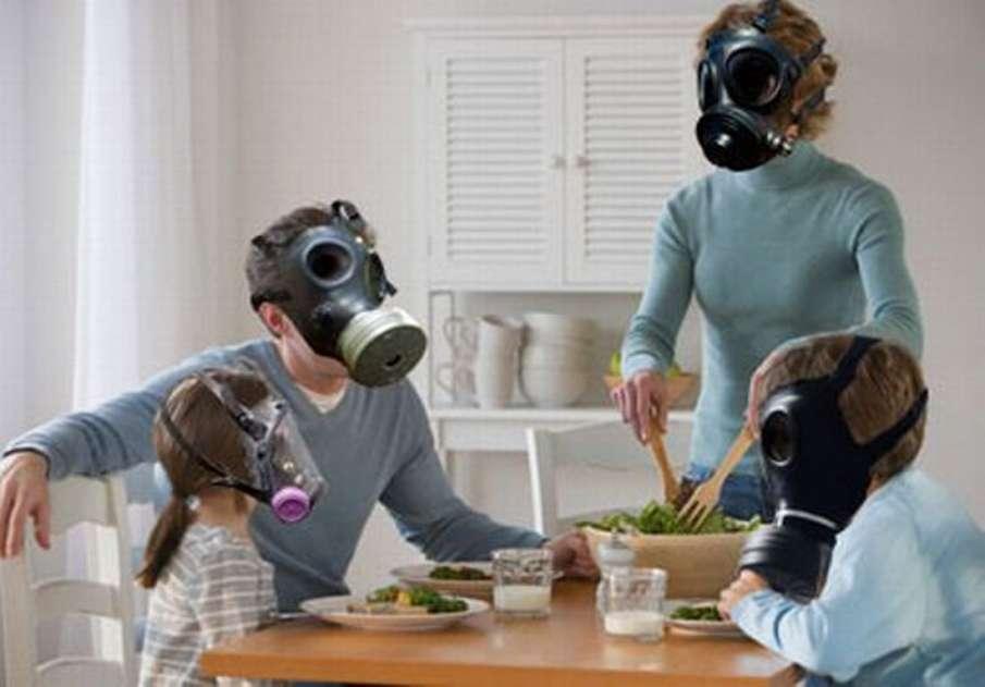 Indoor Air Pollution- India TV Hindi