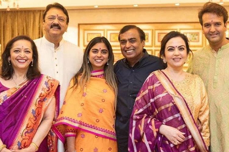 Isha Ambani- India TV Hindi