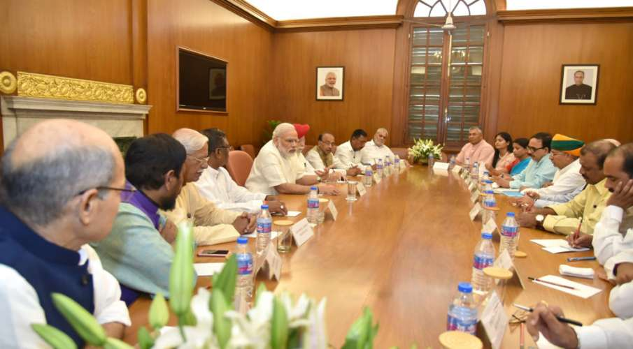 Narendra Modi Meeting with council of ministers (File...- India TV Hindi
