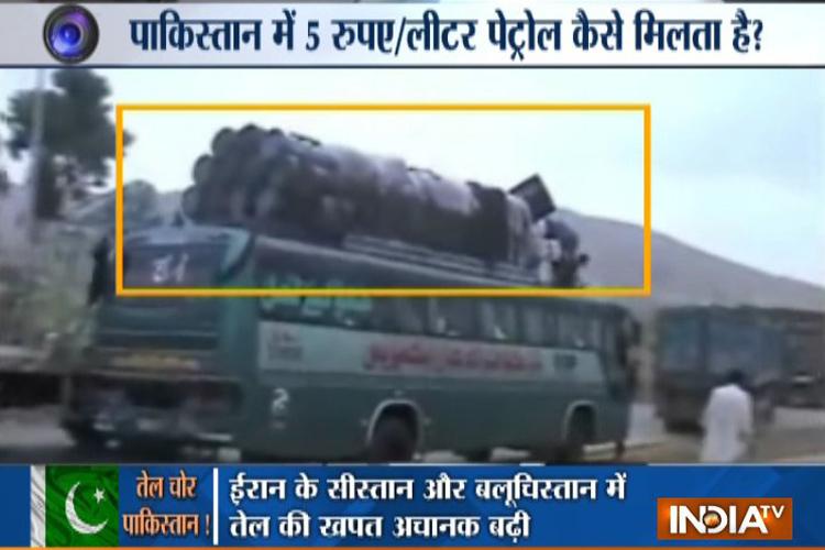 EXCLUSIVE: पहली बार पाकिस्तान का स्टिंग ऑपरेशन, खुफिया कैमरे पर ISI के बेईमान बेनकाब- India TV Hindi