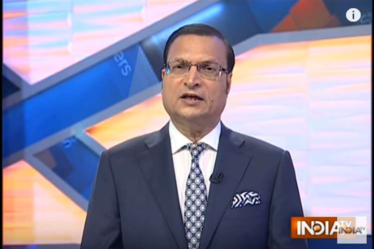 Rajat Sharma Blog: Law should show delinquent VIP brats their true place- India TV Hindi