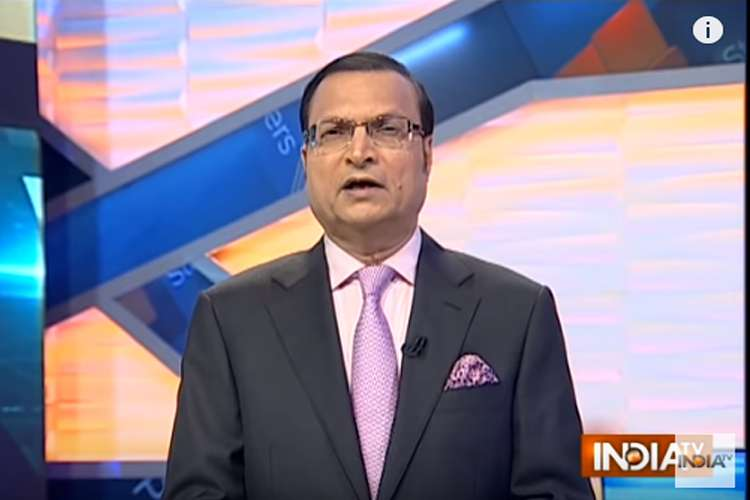 Rajat Sharma Blog: The unfortunate exodus of Bihar and UP labourers from Gujarat- India TV Hindi
