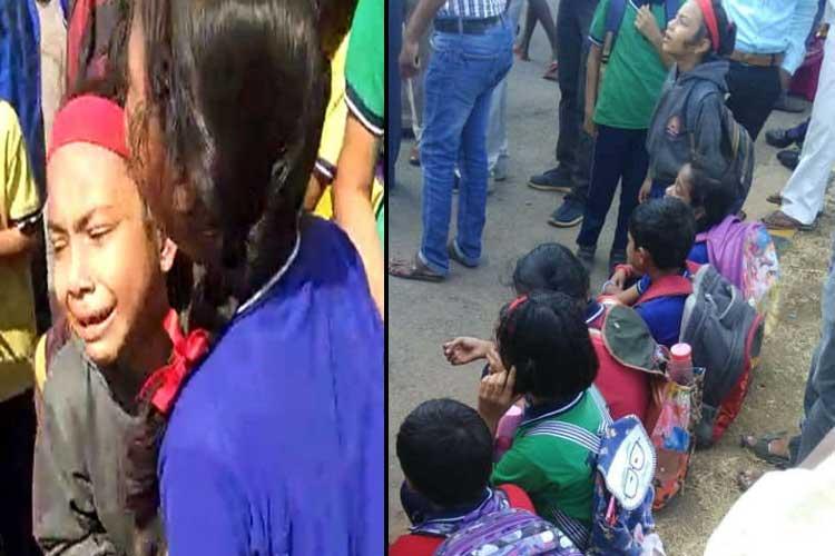 chattisgarh school bus accident- India TV Hindi
