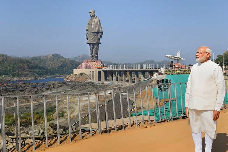 statue of unity- India TV Hindi