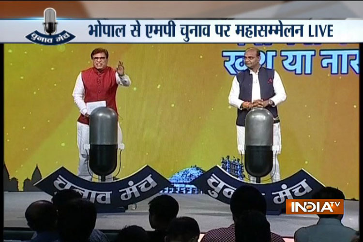 Vishwas Sarang and Abhay Dubey - India TV Hindi