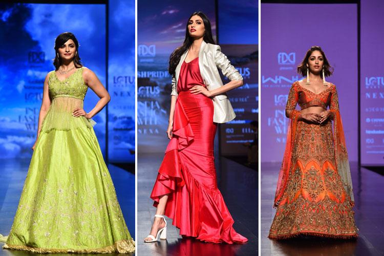 Lotus Make Up India Fashion Week- India TV Hindi