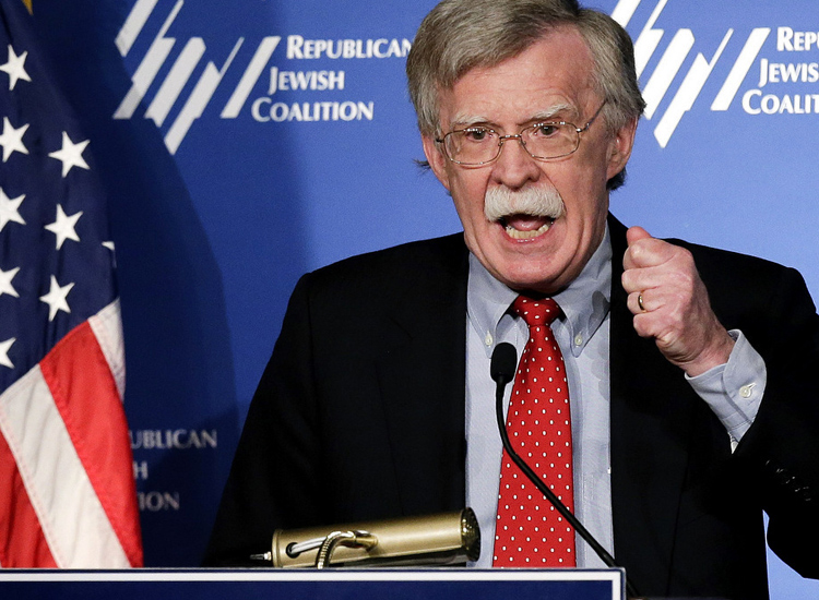 China engaging in behaviour that is troubling Japan, India and others: Bolton- India TV Hindi