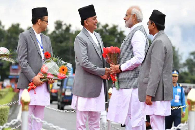 Modi in Nepal- India TV Hindi