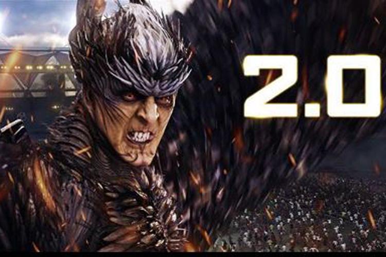 2.0 Poster- India TV Hindi