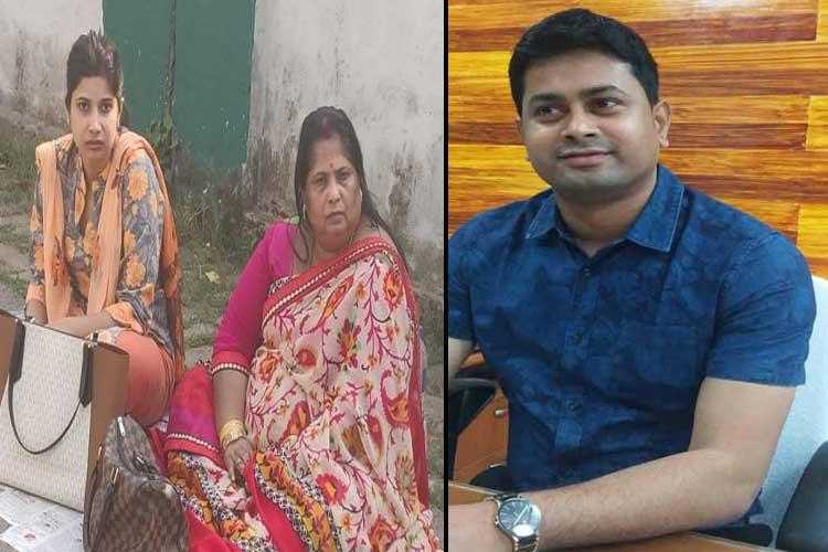 डीएम पति से मिलने की...- India TV Hindi