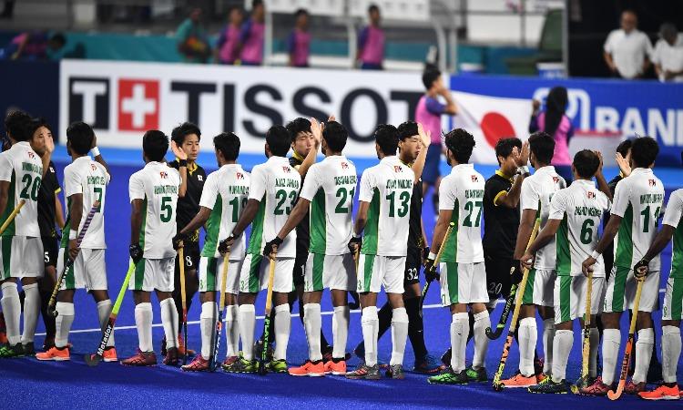 Pakistan Hockey Team- India TV Hindi