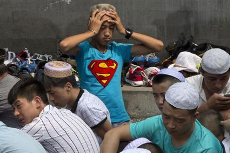 United States alarmed over detention camps in China's Xinjiang | AP File- India TV Hindi