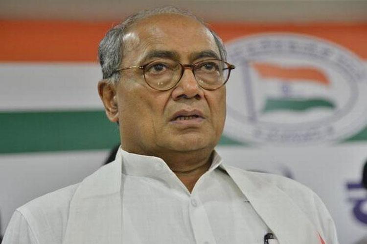 Congress leader Digvijay Singh on Pune police radar in connection to Koregaon Bhima case- India TV Hindi