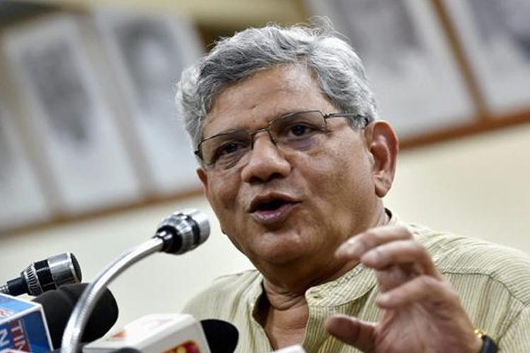 भारत का पाकिस्तान के साथ वार्ता नहीं करना स्वपराजय का सूचक: माकपा- India TV Hindi