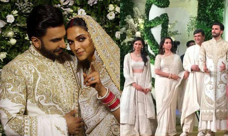 Deepika Padukone-Ranveer Singh Mumbai reception- India TV Hindi