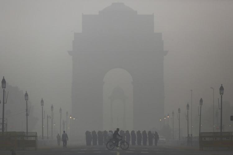 दिल्ली में प्रतिबंधों के बावजूद दूसरे साल भी बढ़ा प्रदूषण- India TV Hindi