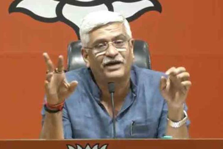 कांग्रेस में मुख्यमंत्री पद की उम्मीदवारी पर लड़ाई का भाजपा को फायदा होगा: शेखावत - India TV Hindi