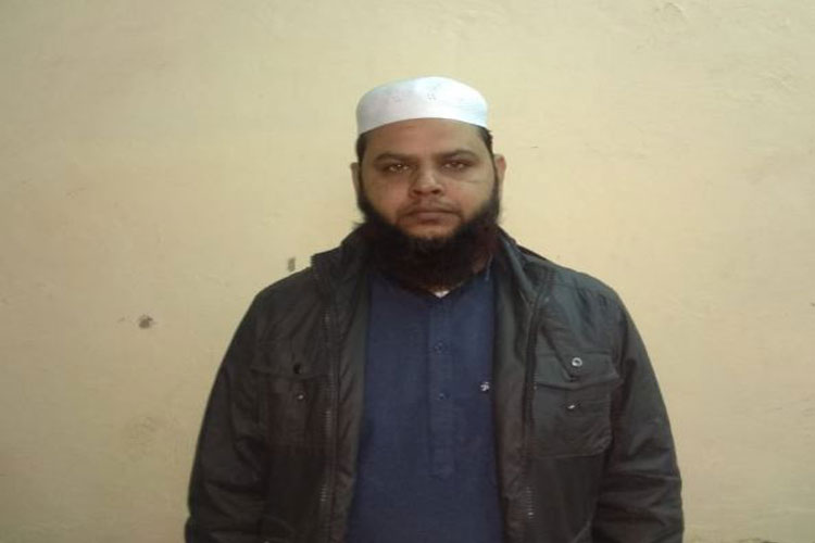 Delhi police arrests muslim cleric - India TV Hindi