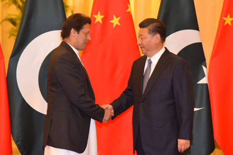 Imran Khan and Xi Jinping | Facebook- India TV Hindi