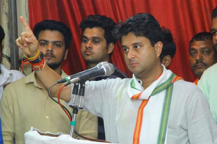 Jyotiraditya Scindia | Facebook- India TV Hindi
