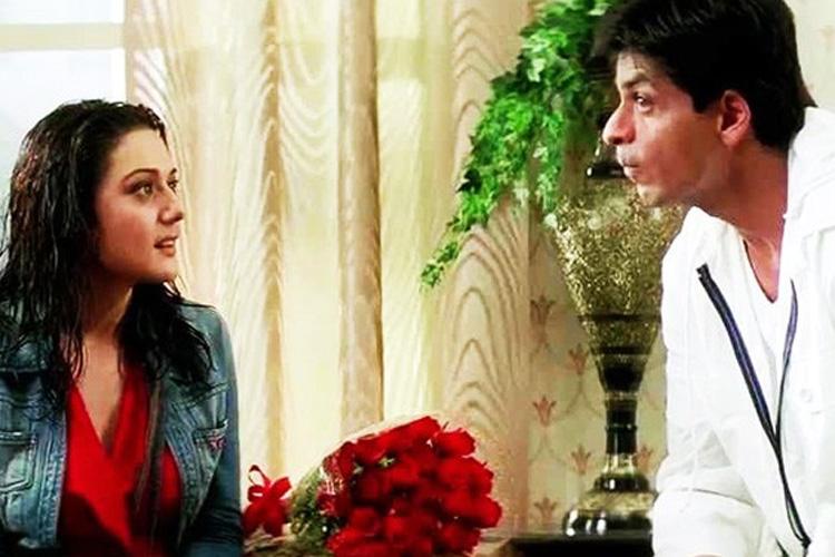 Shah Rukh Khan, Preity Zinta- India TV Hindi