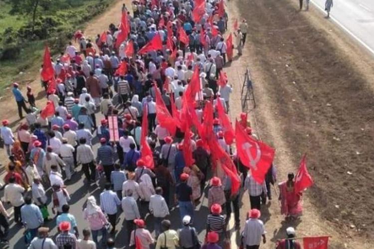 संसद मार्च के लिये देशभर से दिल्ली पहुंचने लगे किसानों के समूह, किया जा सकता है ट्रैफिक डाइवर्जन- India TV Hindi