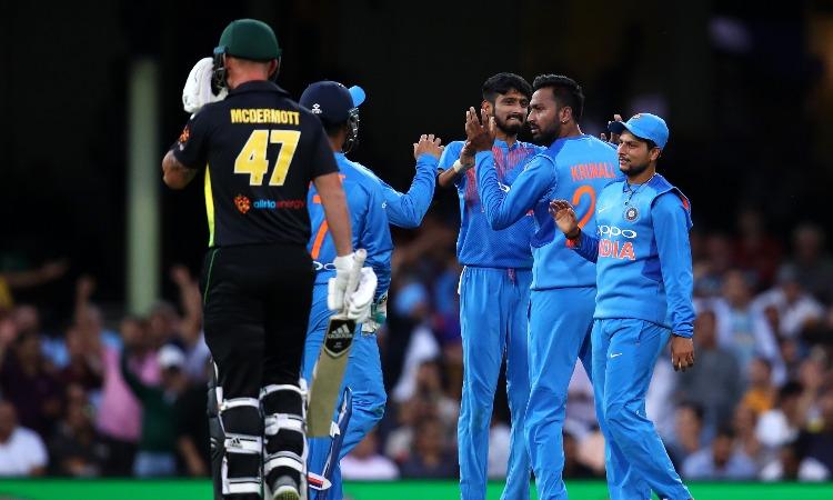 Indian Cricket Team - India TV Hindi