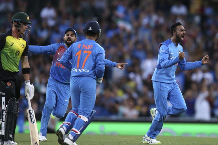 क्रुणाल पांड्या ने ऑस्ट्रेलियाई धरती पर दिया उस कारनामे को अंजाम जिसे आज तक कोई नहीं दे सका- India TV Hindi