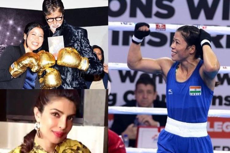Priyanka Chopra, Amitabh Bachchan and others hail 'magnificent' Mary Kom- India TV Hindi