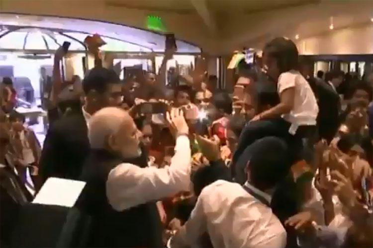 Narendra Modi in Argentina- India TV Hindi
