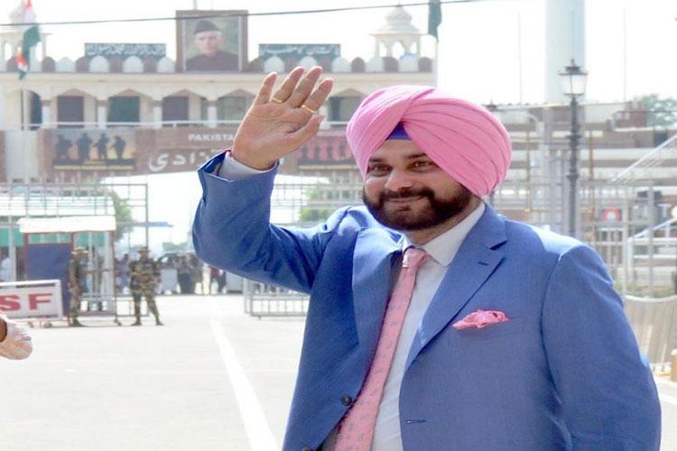 Kartarpur Corridor corridor ceremony Navjot Singh Sidhu accepts invitation by Pak foreign minister- India TV Hindi