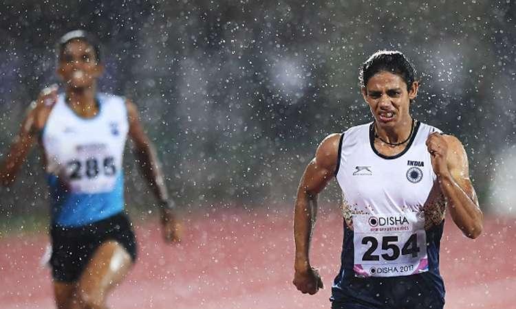 इस महिला एथलीट की वजह से दो पदक गंवा देता भारत, अब लगा 4 साल का बैन- India TV Hindi