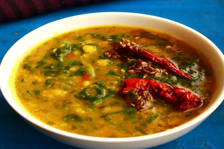 Palak Dal Recipe- India TV Hindi