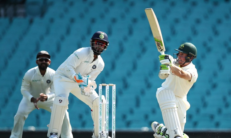 Cricket Australia Eleven in strong position- India TV Hindi