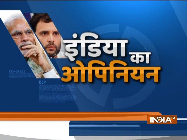India TV CNX Opinion Poll for Lok Sabha Elections in...- India TV Hindi